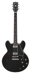 Gibson Custom Shop Chris Cornell ES-335 Satin Black Limited Edition