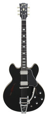 Gibson ES-330L Ebony Bigsby Limited Run<BR>