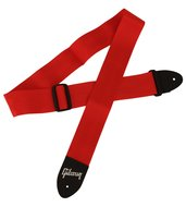 "Gibson 2"" Safety Strap Ferrari Red"