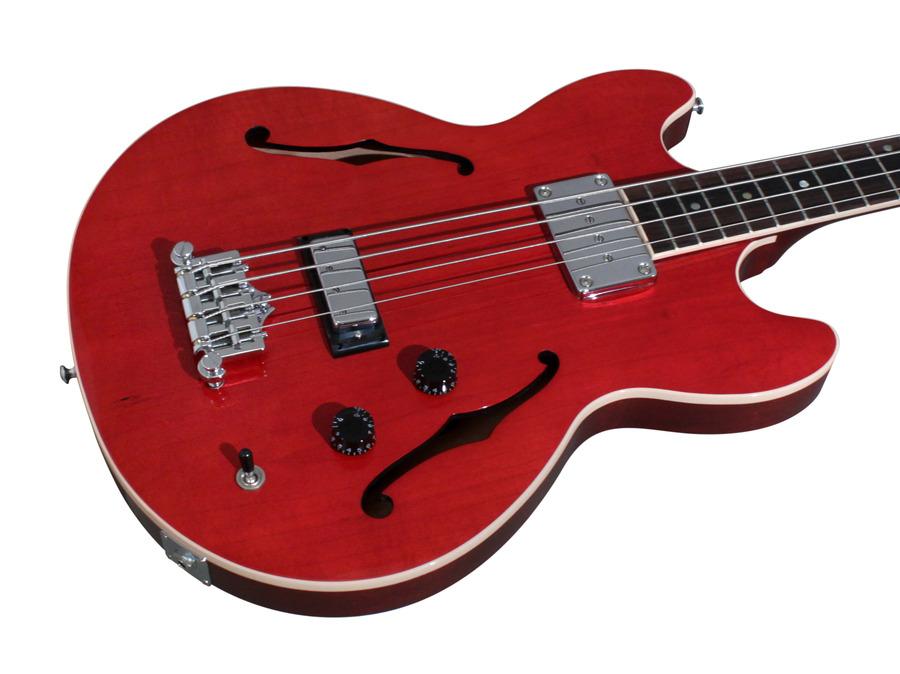Gibson Midtown Electric Bass Cherry Rainbow Guitars