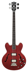 Gibson ES-335 Bass Faded Cherry