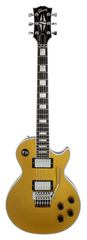 Gibson Custom Shop Les Paul Custom Axcess Gold Top Floyd Rose 2015