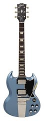 Gibson Custom Shop SG Standard Pelham Blue with Maestro