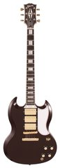 Pre-Owned Gibson Custom Shop SG Custom VOS Oxblood 2011