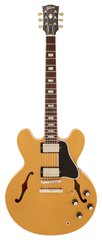 Gibson Custom Shop 1963 ES 335 Gold Top Red Back
