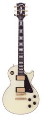 Gibson Custom Shop Les Paul Custom Classic Vintage White VOS