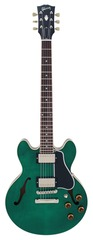 Gibson Custom Shop CS 336 Trans Green