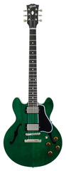 Pre-Owned Gibson Custom Shop CS 336 Trans Green