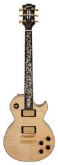 Gibson Custom Shop Les Paul Custom Figured Top Tree of Life Natural
