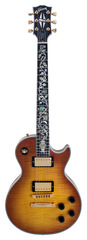 Gibson Custom Shop Les Paul Custom Figured Top Tree of Life Honeyburst