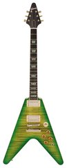 Gibson Custom Shop Flying V Standard Iguanaburst