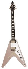 Gibson Custom Shop Flying V Custom Pewter Sparkle