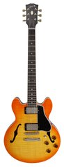 Gibson Custom Shop CS 336 Figured Tangerine Burst