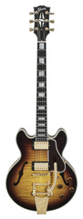 Gibson Custom Shop CS 356 Vintage Sunburst Bigsby