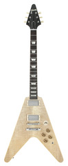 Gibson Custom Shop 2013 Limited Run Figured Flying V Natural