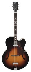"Gibson Custom Shop Solid Formed 17"" Venetian Cutaway Arch Top Cremona"