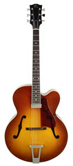 "Gibson Custom Shop Solid Formed 17"" Venetian Cutaway Arch Top  Sunrise Tea"