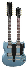 Gibson Custom Shop Benchmark Collection 2014 Limited Run 1275 Double Neck