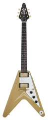 Gibson Custom Shop Benchmark Collection 2014 Limited Run 1959 Flying V TV Yellow