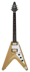 Gibson Custom Shop Limited Run 1959 Flying V TV Yellow