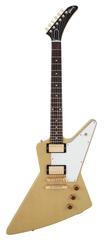 Gibson Custom Shop Benchmark Collection 2014 Limited Run 1958 Explorer TV Yellow