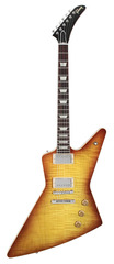 Pre-Owned Gibson Custom Shop Benchmark Collection 2013 Limited Run 1958 Figured Explorer