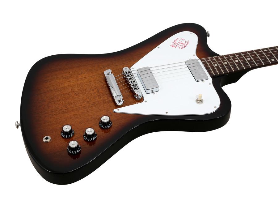 gibson limited run non reverse firebird vintage sunburst rainbow guitars. Black Bedroom Furniture Sets. Home Design Ideas