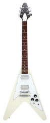 Gibson Limited Run Flying V Classic White 2015