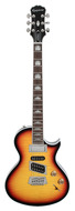 Epiphone Nighthawk Custom Reissue Fire Burst