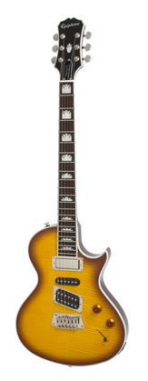 Epiphone Nighthawk Custom Reissue Honey Burst