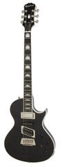 Epiphone Nighthawk Custom Reissue Trans Black