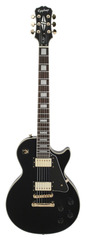 Pre-Owned Epiphone Les Paul Custom Ebony
