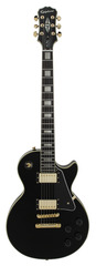 Epiphone Les Paul Custom Pro Ebony Gold