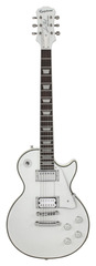 "Epiphone Ltd Ed Tommy Thayer ""White Lightning"" Les Paul"