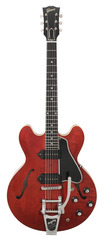 Gibson ES-330 Reissue Vintage Cherry with Bigsby
