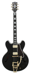 Gibson ES 355 Antique Ebony with Bigsby 2014