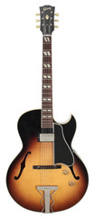 Gibson 1959 ES-175 Vintage Burst Single Pickup