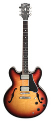 Gibson ES-335 Limited Edition Bourbon Burst
