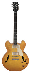 Gibson Limited Edition ES-335 Lemonburst w/DiMarzio Double Crème