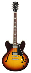 Gibson ES-335 Figured Sunset Burst 2015