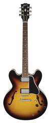 Gibson ES 335 Dot Figured Gloss Vintage Sunburst 2011