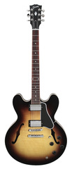 Gibson ES 335 Dot Figured Gloss Vintage Sunburst