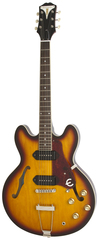 "Epiphone Ltd Ed 50th Anniversary ""1961"" Casino TD Vintage Sunburst"