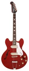 "Epiphone Ltd Edition Elitist ""Dwight Trash"" Casino Roulette Red"