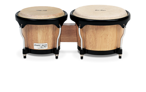 Gon Bops Fiesta Bongos In Natural Finish