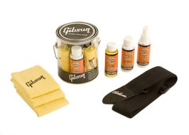 Gibson Clear Bucket Guitar Care Kit