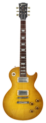 Gibson Custom Shop 1958 Les Paul Plain Top Vos Lemon Burst