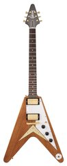 Gibson Custom Shop 1959 Mahogany Flying V Antique Natural