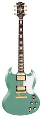 Gibson Custom Shop SG Custom 2 Pickup Inverness Green 2012
