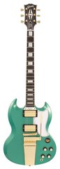 Gibson Custom Shop SG Custom 2 Pickup  Inverness Green with Maestro
